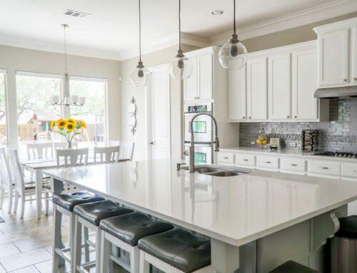 Family Kitchen Installation