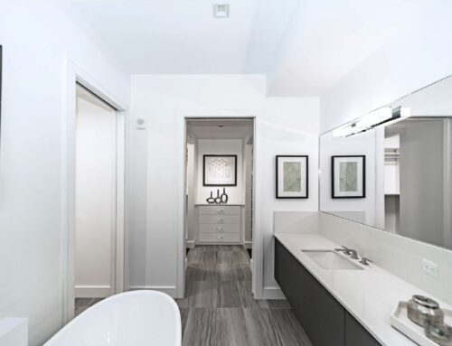 The Perfect Bathroom